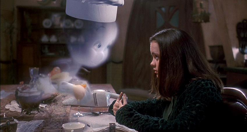 """Christina Ricci in """"Casper"""" (1995)"""