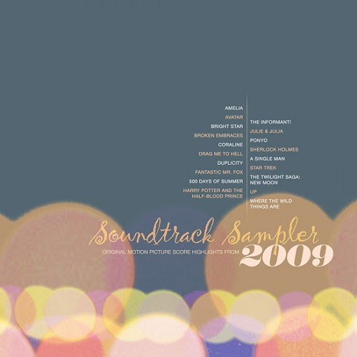 Soundtrack Sampler 2009