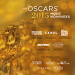 Oscar Music Nominees 2015