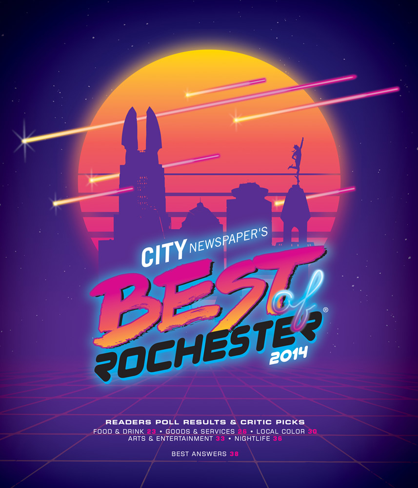 Best of Rochester cover 2