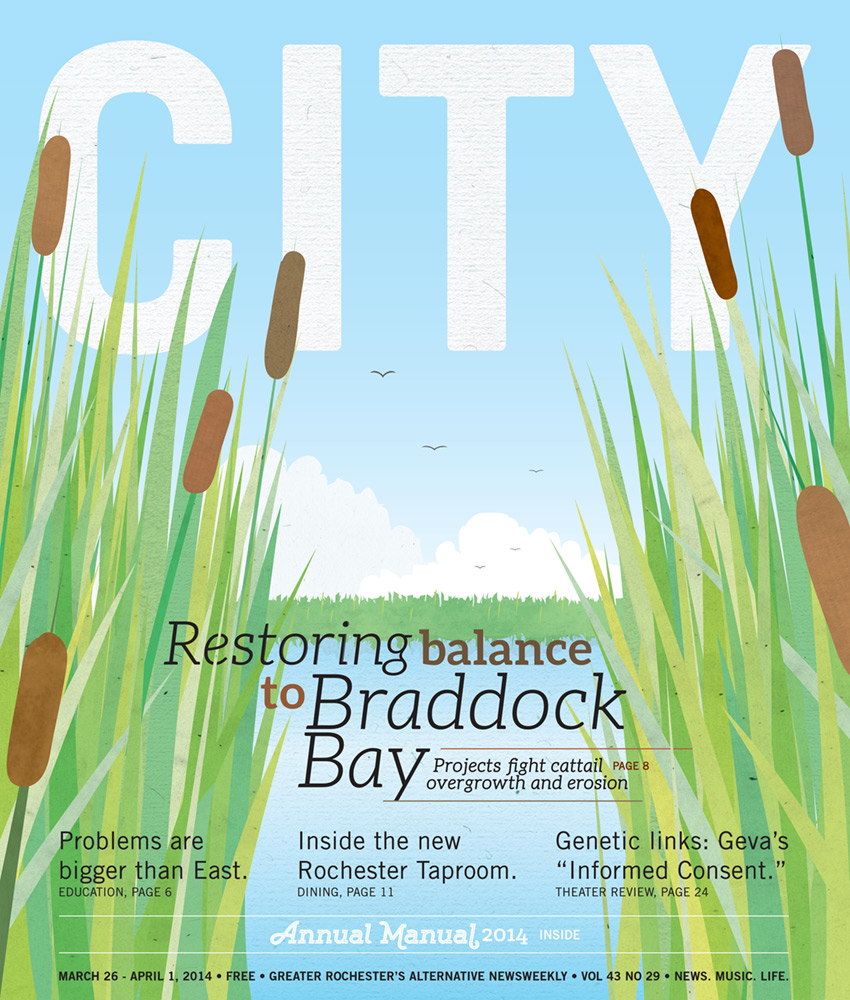 Braddock Bay