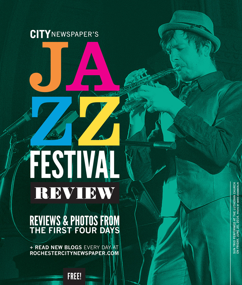 CITY Newspaper - Jazz Festival Review