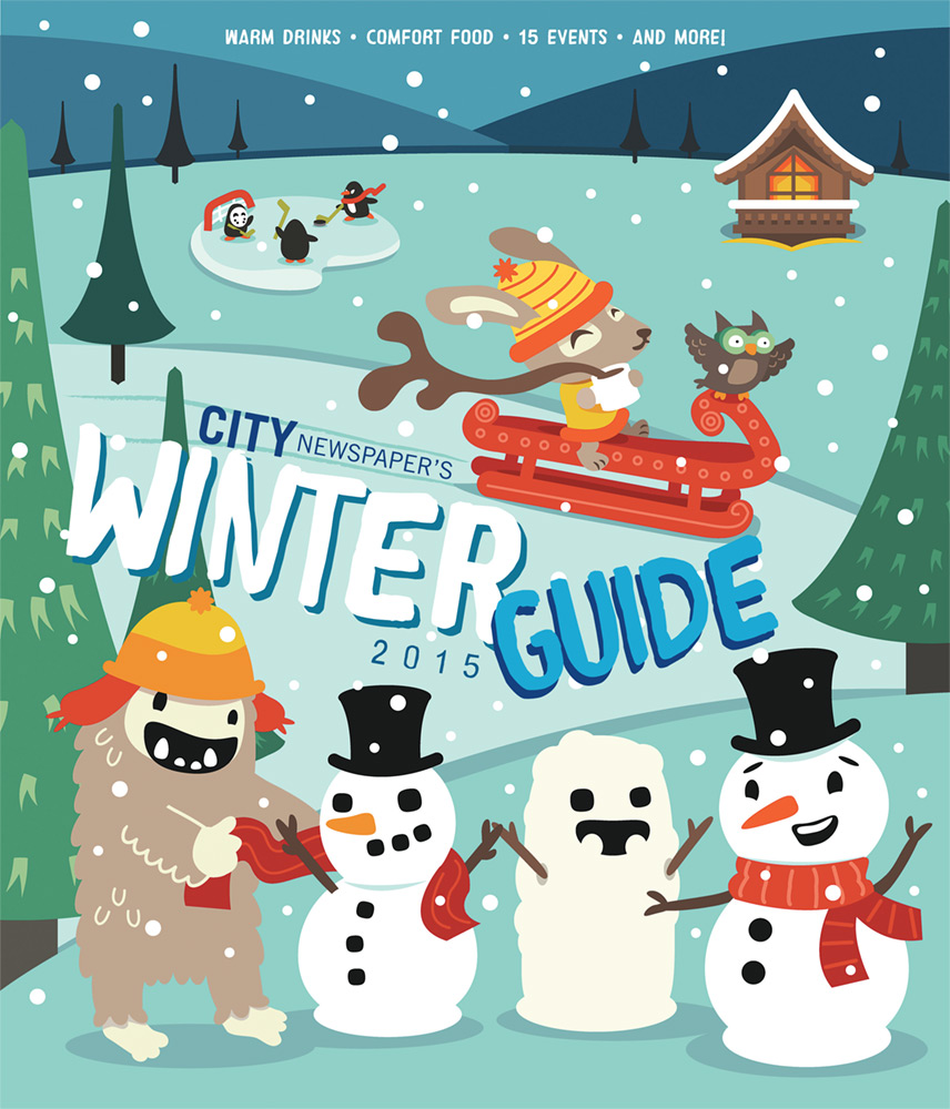Winter Guide 2015