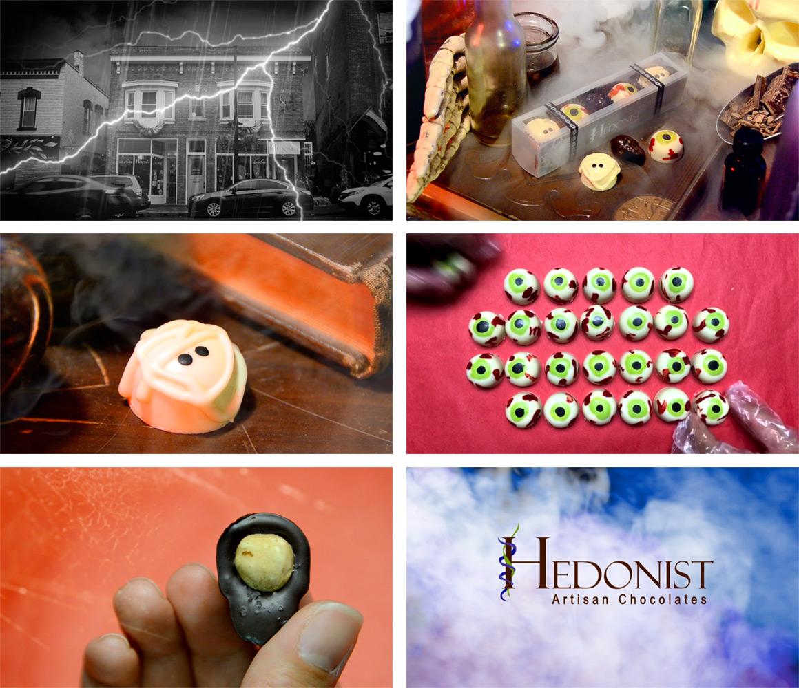 """""""Hedonist - Halloween"""" video"""