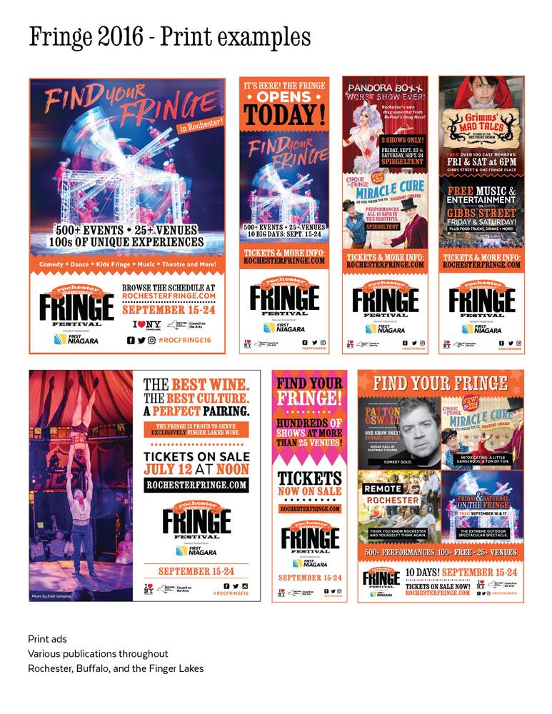Fringe 16 - Print